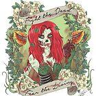 Poison Ivy Zombie Version by GakiRules