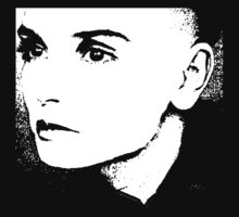 SINEAD O'CONNOR by OTIS PORRITT