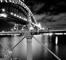Horrors of the Harbour Bridge by David Petranker