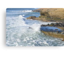 Another View of Sunset Cliffs ~ California Canvas Print