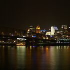 Beautiful Cincinnati by Mindy  Krummen