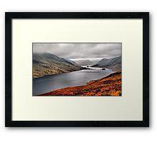 Loch Daimh Framed Print