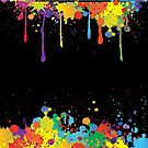 Paint Splatter by David & Kristine Masterson
