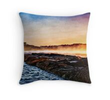 Run To The Water Throw Pillow