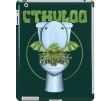 Cthuloo iPad Case/Skin