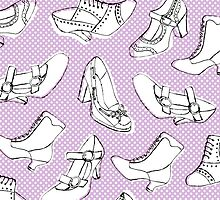 Vintage Shoes by ShanWherry