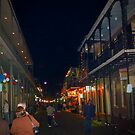 Winding Down Bourbon Street by KSkinner