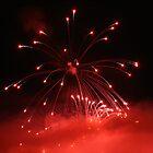 Vancouver Fireworks by HighHeadArtwork