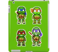 Teenage Mutant Ninja Turtles 2012 Mini Pixels iPad Case/Skin