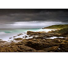 South West Coast Line by Kirk  Hille