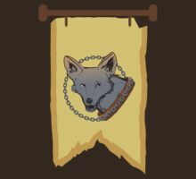 BANNER CREST SIGIL Chain of dogs  by jazzydevil