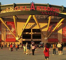 The Big A by don thomas