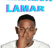 Kendrick Lamar by Snapon