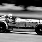 Bentley 3/8 by Richard Sloman