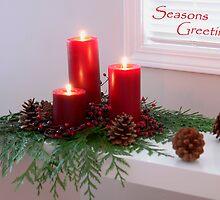 Seasons Greetings by imarkimages