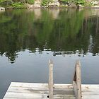 Dock on the Lake by hollaay