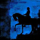 Blue Glow of Hope by Susan Werby