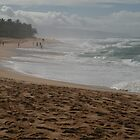 North Shore Waves by Jen Hendricks