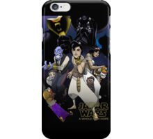 Jafar Wars: A Whole New Hope iPhone Case/Skin
