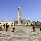 Hassan II Mosque by Frans Harren