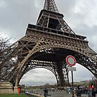 Eiffel Tower too by amblackwell501