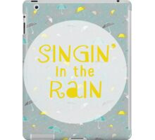 Singin' In The Rain iPad Case/Skin