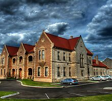 The Old Convent by Steve Chapple
