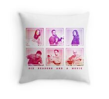 Community: We're back! Throw Pillow