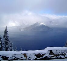 Crater Lake by Kathy Weaver