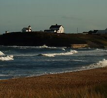 Seaton Sluice, Northumberland by pat oubridge