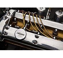 Jaguar XK engine Photographic Print