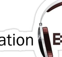 Generation Beat Sticker