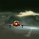 Takeoff by Igor Zenin