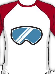 Winter SNOW Goggles  T-Shirt