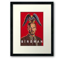 The Birdman Framed Print