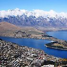 Queenstown and The Remarkables by Mel1973