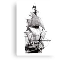 Grand Turk Frigate Canvas Print