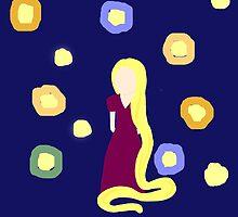 Rapunzel Rapunzel, Let down your hair by EmmaPopkin