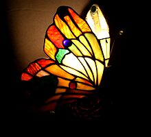 Butterfly Lamp by Evita