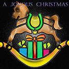 Christmas Presents Under The Rocking Horse by Mariaan Maritz Krog Fine Art Portfolio