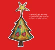 A Christmas Wish TShirt by © Karin  Taylor