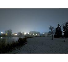 River City Photographic Print