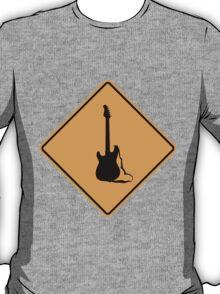 Guitar Sign T-Shirt