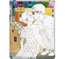 Barcelona Love iPad Case/Skin