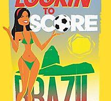 Looking to score Brazil by JuzaShannonNew