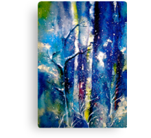 Winter..The Trees...Grateful Canvas Print