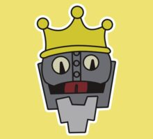 Robot King - Large by themoch