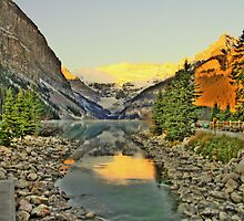 Ghosts of Lake Louise by Christopher B Smyth