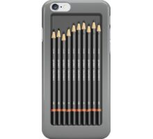 Artists Pencils Set iPhone Case iPhone Case/Skin
