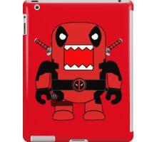 Domo Deadpool iPad Case/Skin
